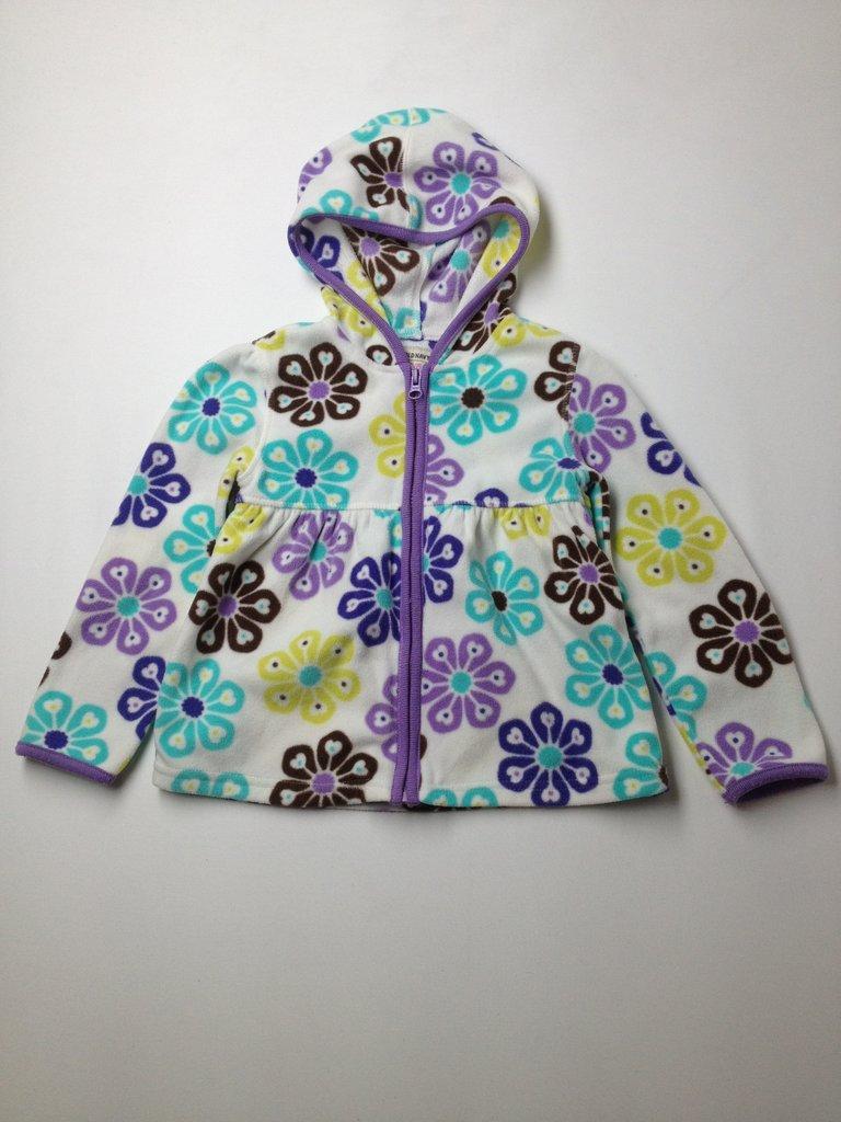 Old Navy Girls Fleece Jacket Size 5T