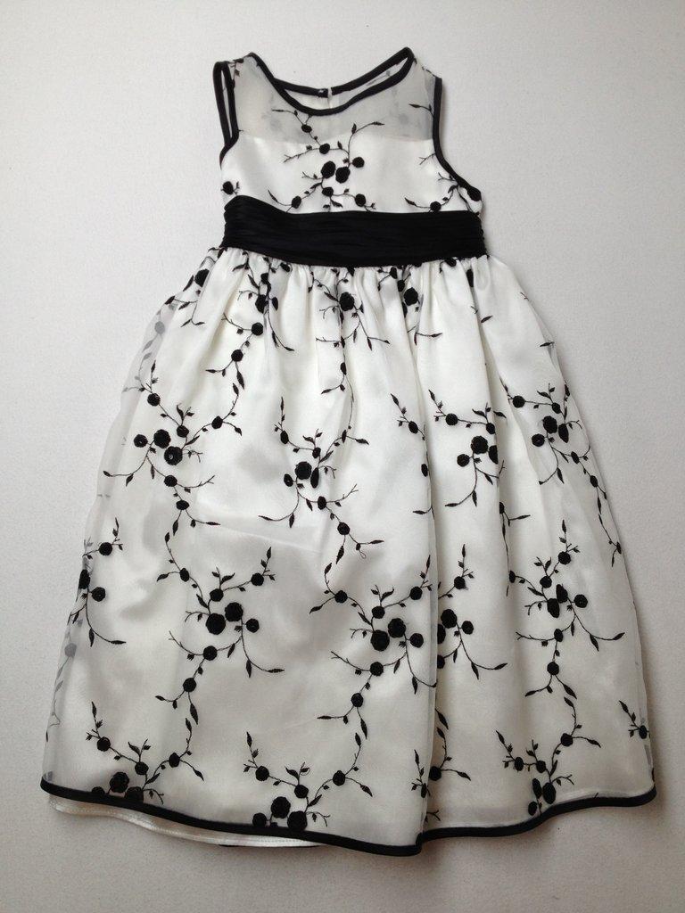 Bonnie Jean Girls Dress Size 5
