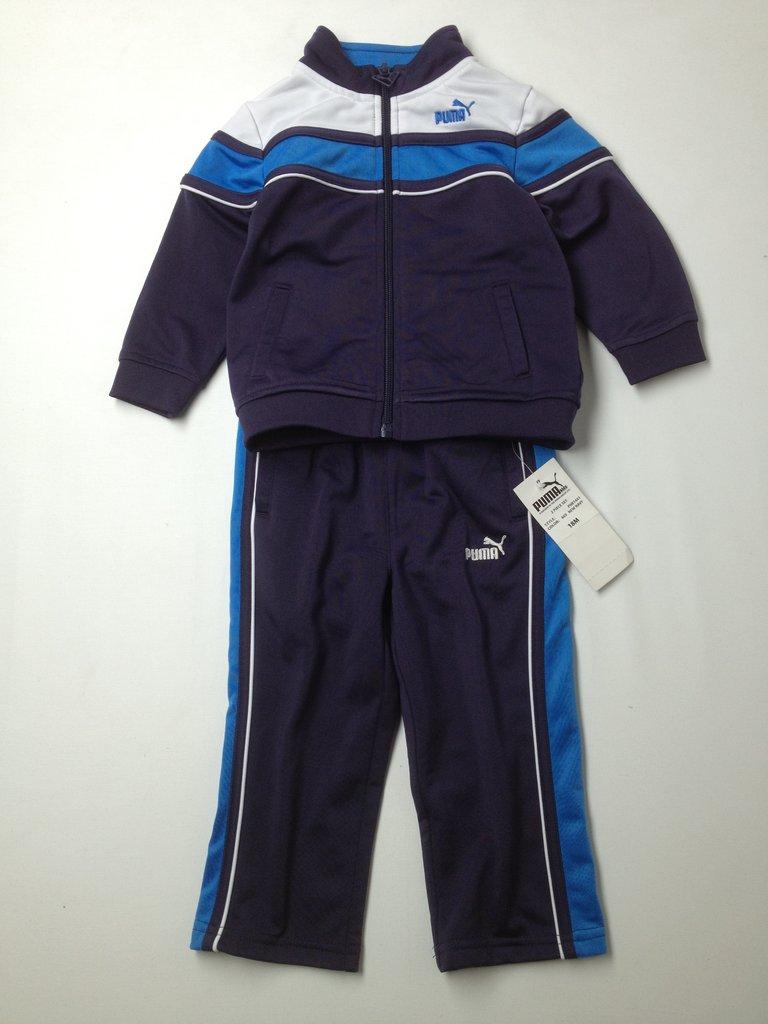 Puma Boys Track Jacket Size 18 mo