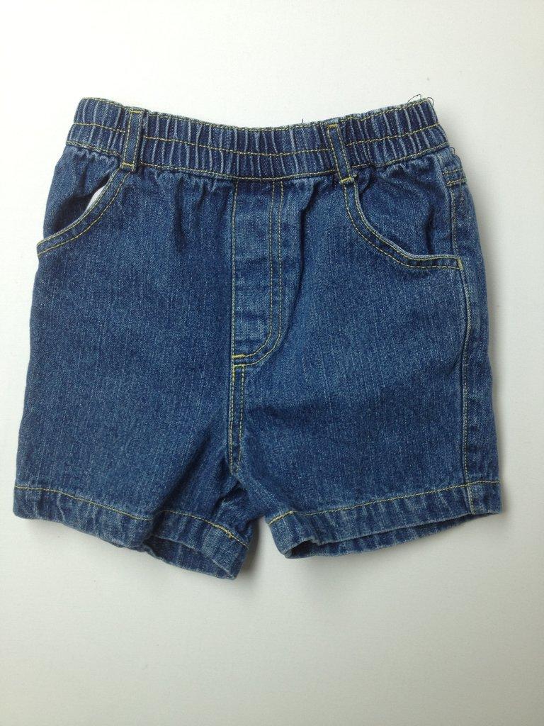 Sesame Street Boys Denim Shorts Size 24 mo