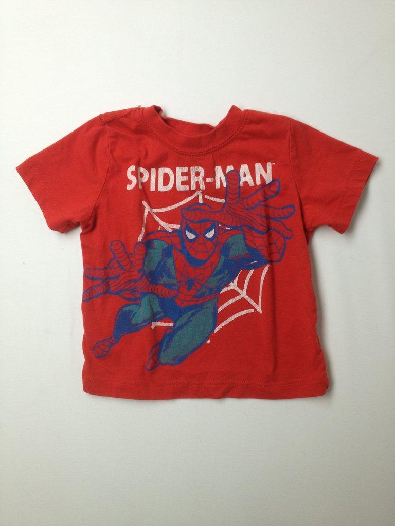 Marvel Boys Short Sleeve T-Shirt Size 18 mo