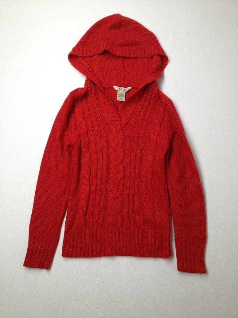 Arizona Jean Company Girls Pullover Sweater Size 10-12