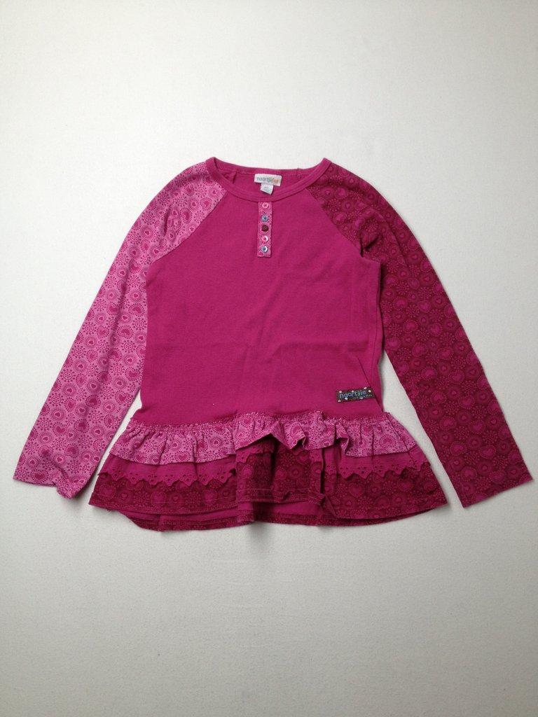Naartjie Kids Girls Long Sleeve Tunic Size 8