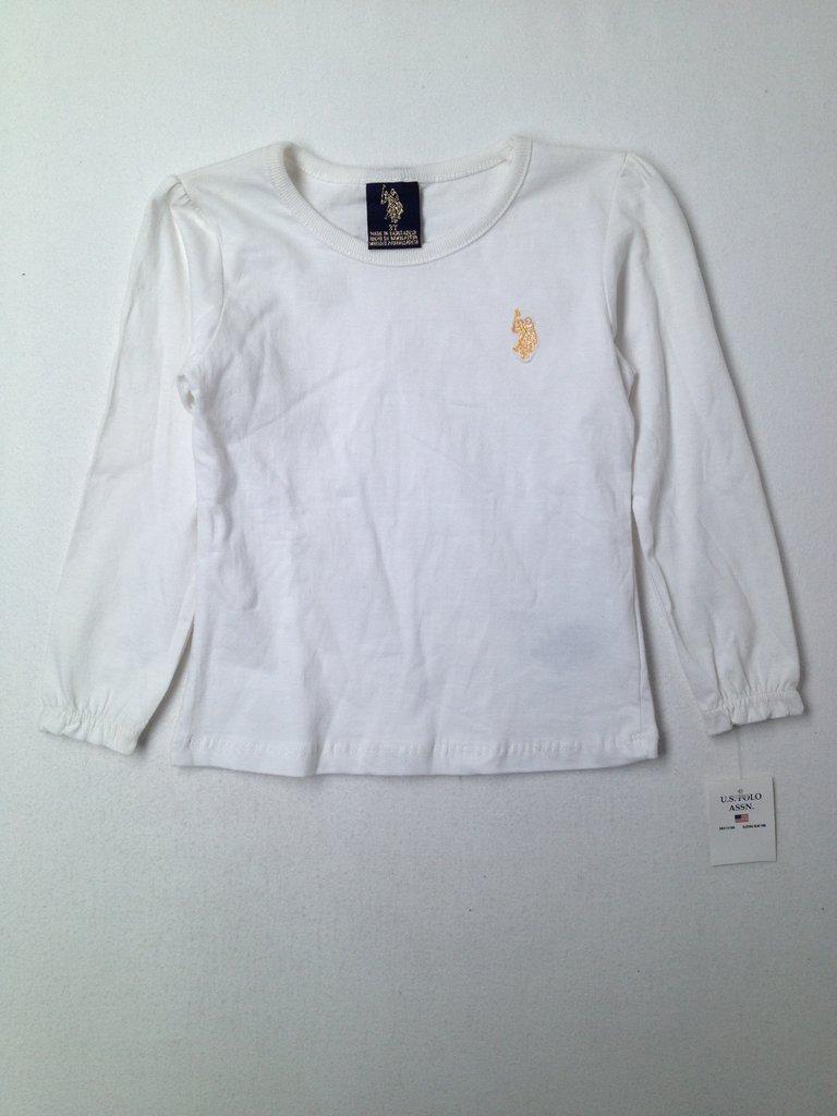 Polo by Ralph Lauren  Girls Long Sleeve Top Size 3T