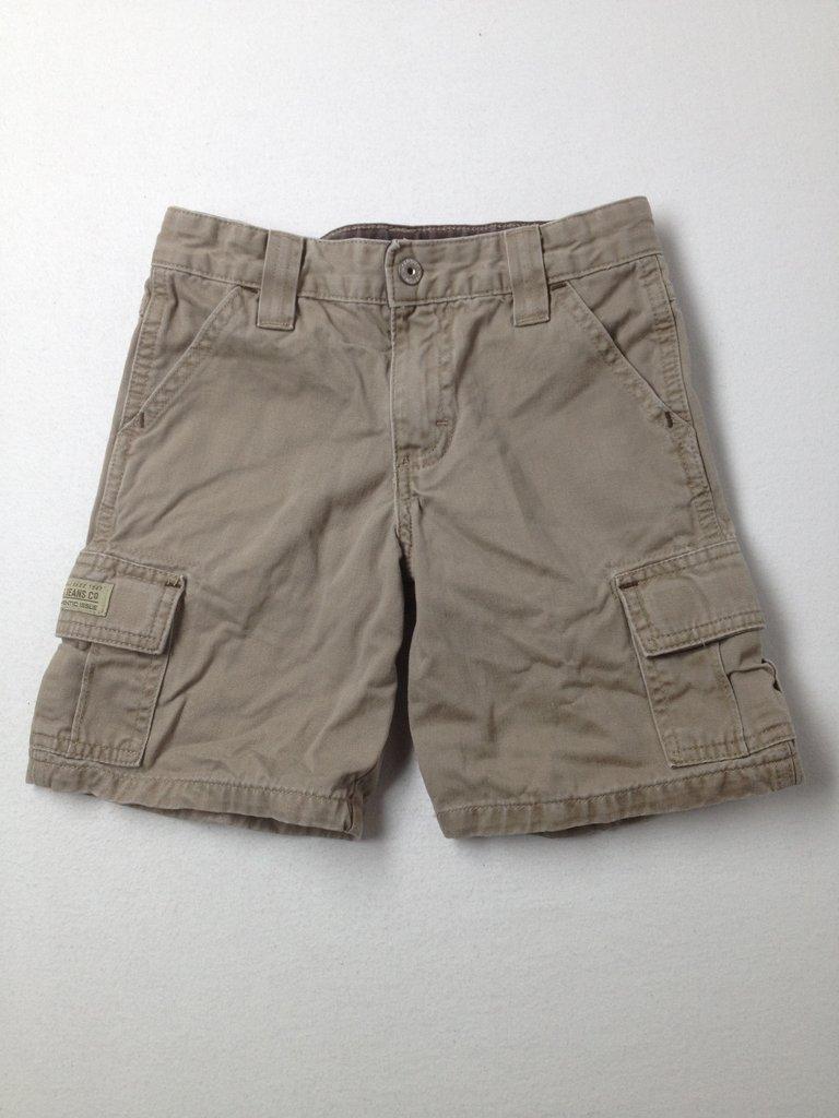 Wrangler Jeans Co Boys Cargo Shorts Size 5
