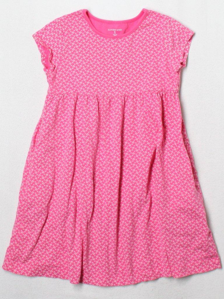 Lands' End Girls Dress Size 4