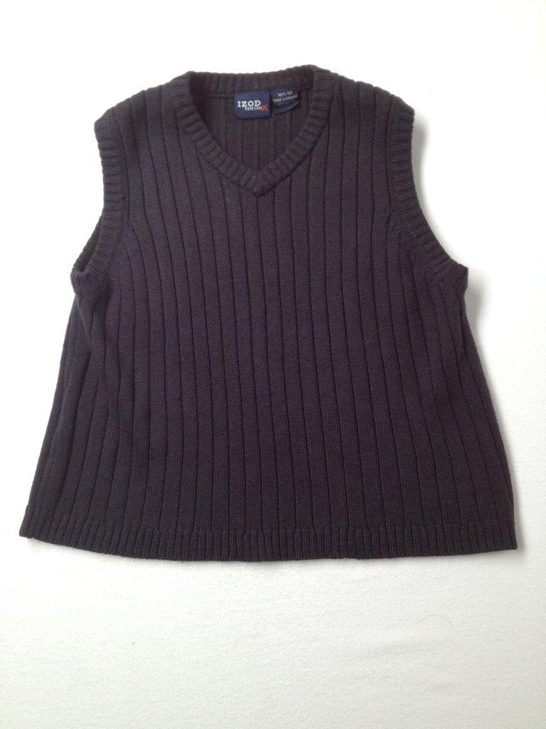 IZOD Boys Sweater Vest Size 5-6