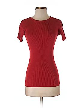 Linda Allard Ellen Tracy Silk Pullover Sweater Size P