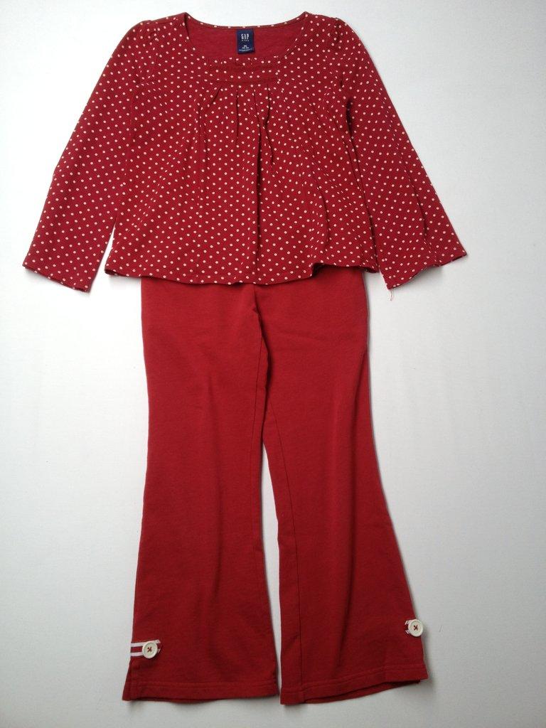 Gap Kids Girls Long Sleeve Top Size 4/5