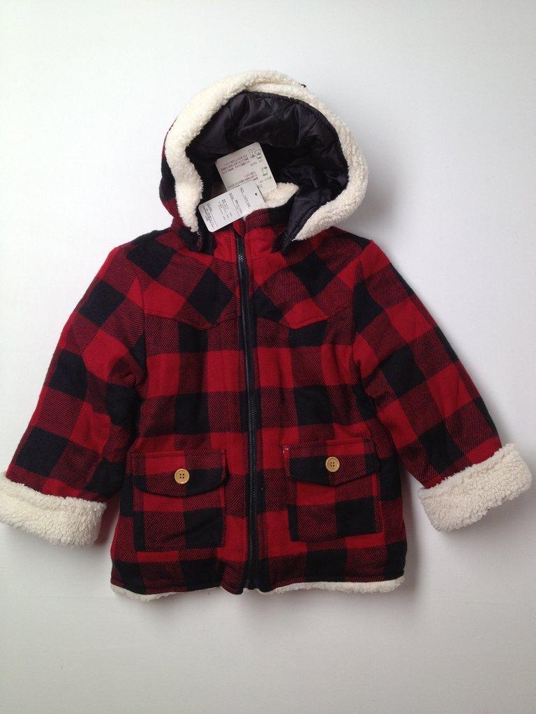 Elfin Doll Kids Boys Heavy Jacket Size 110 (CM)