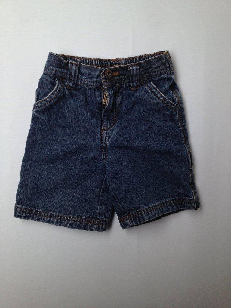 Cherokee Boys Denim Shorts Size 18 mo