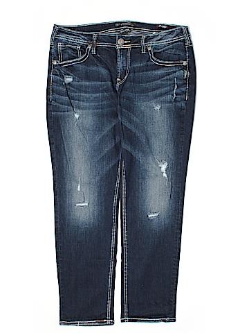 Silver Jeans Co. Jeans 23 Waist
