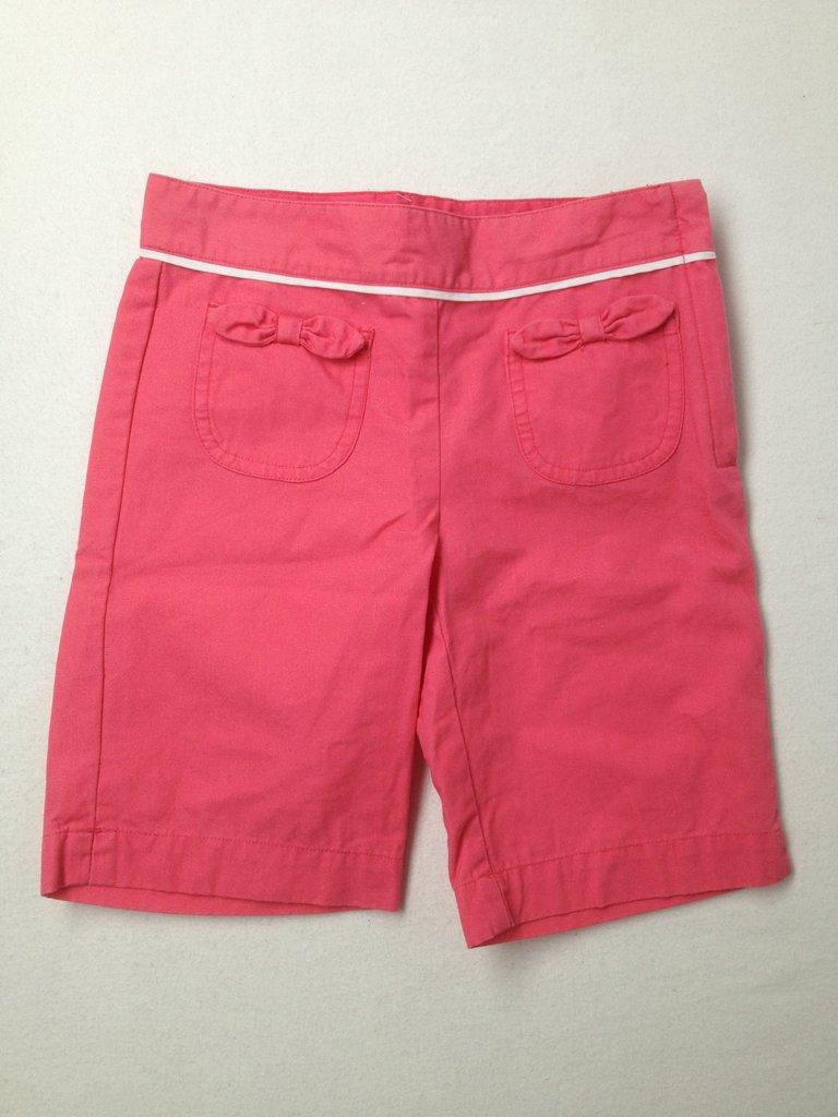 Janie and Jack Girls Khaki Shorts Size 5