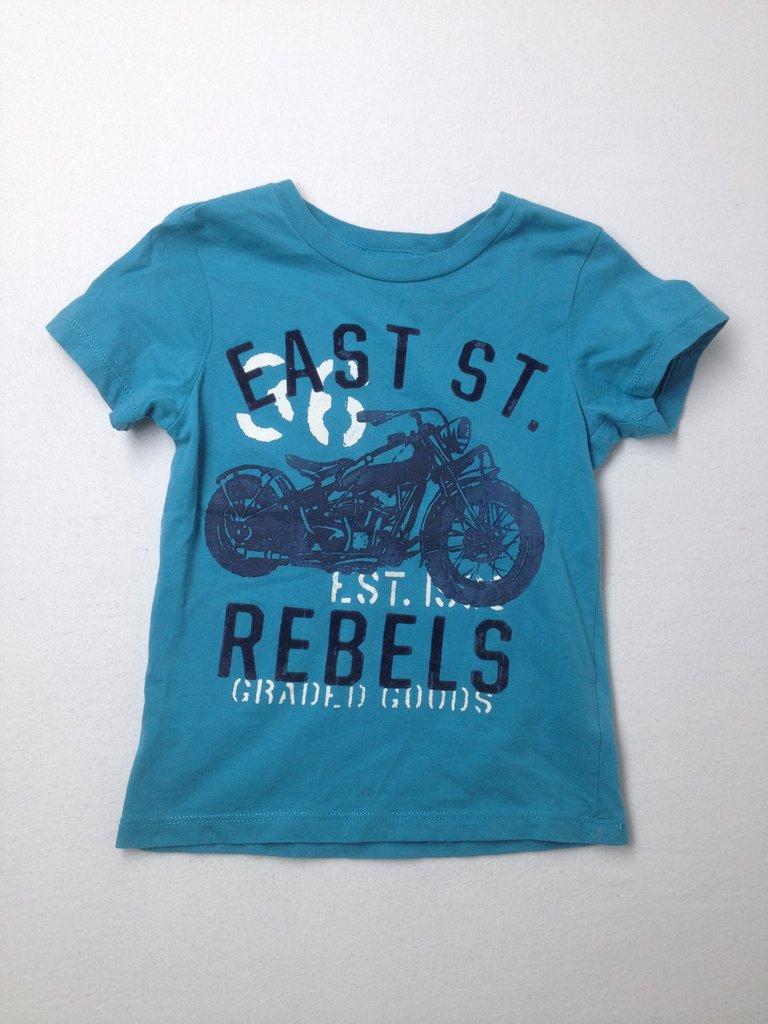 H&M L.O.G.G. Boys Short Sleeve T-Shirt Size 12-24 Mo