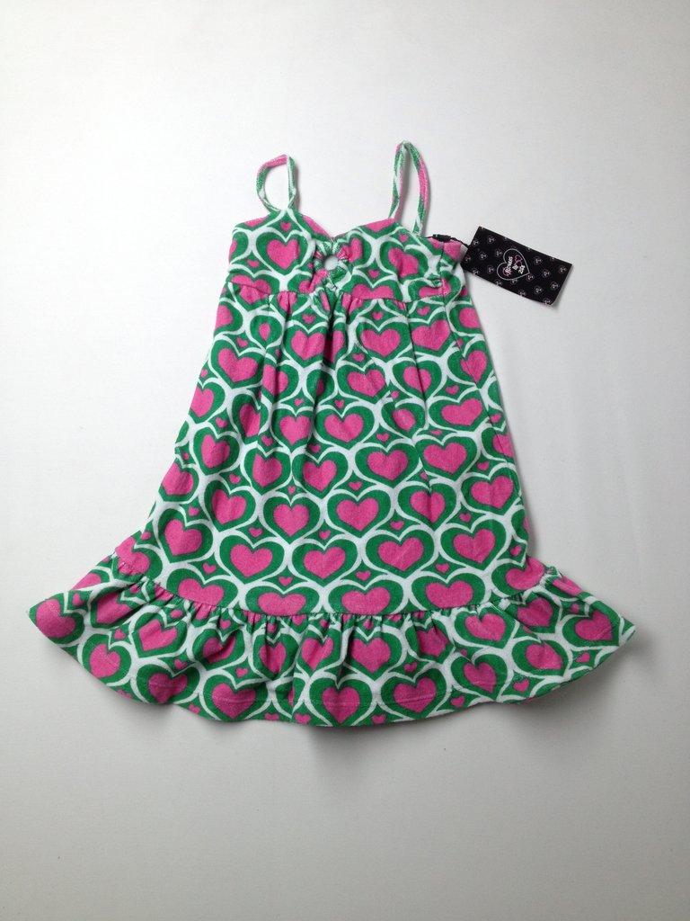Flowers By Zoe Girls One Piece Swimsuit Size 4