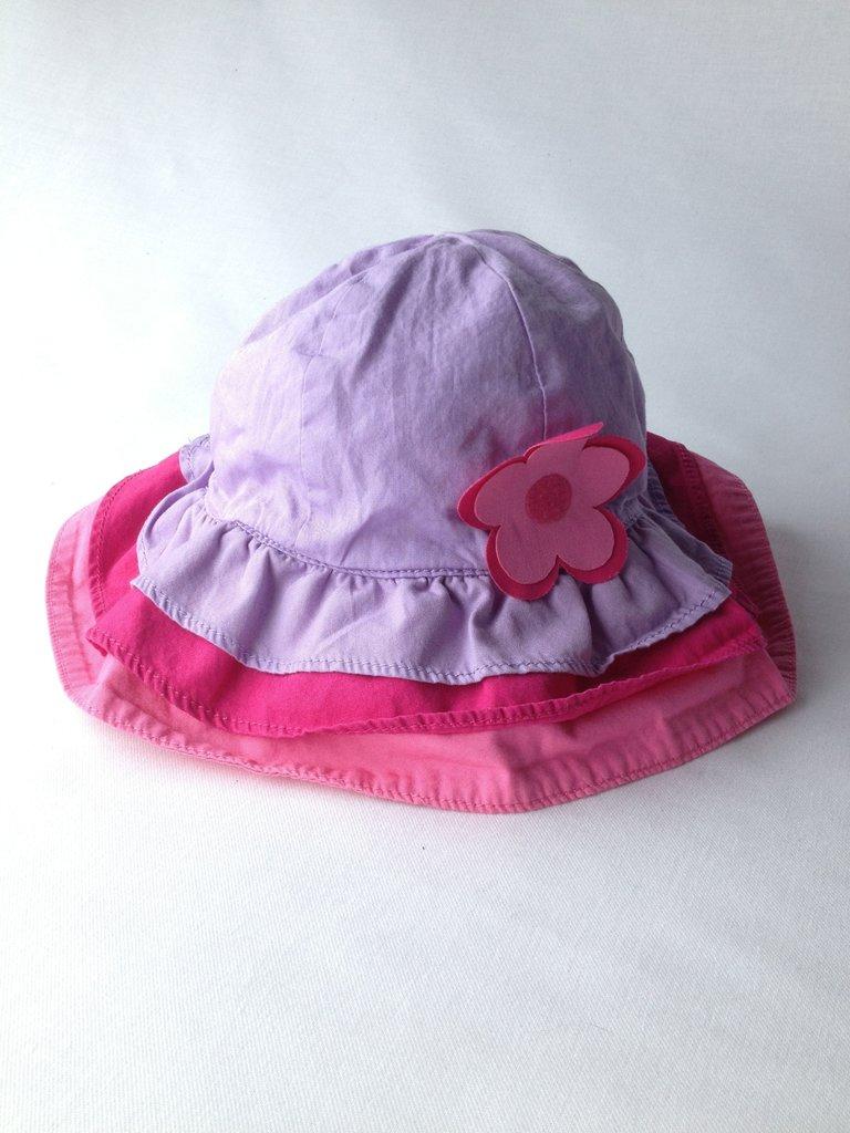 Gymboree Girls Sun Hat Size 12-24 Mo