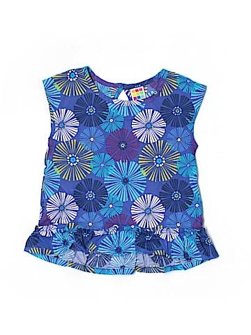 Healthtex Short Sleeve Blouse Size 2