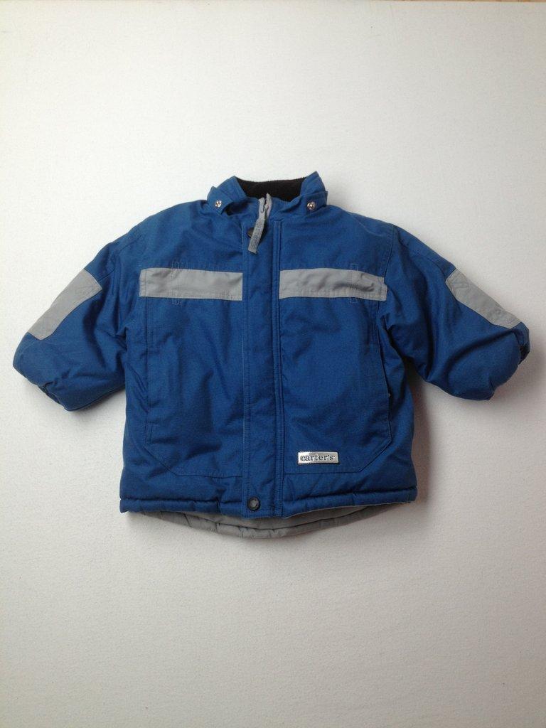 Carter's Boys Heavy Jacket Size 18 mo