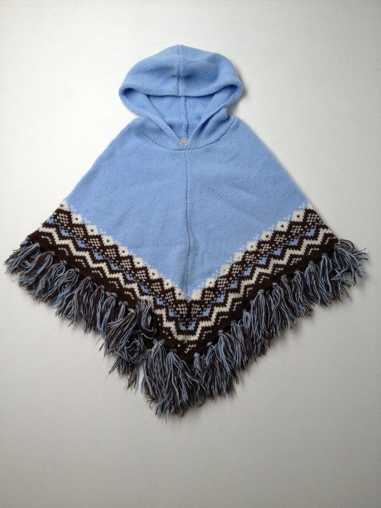 Arizona Jean Company Girls Poncho Size 14-16