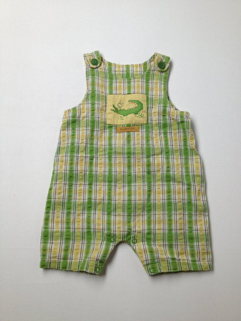 Agabang Boys Short Sleeve Outfit Size 12 mo