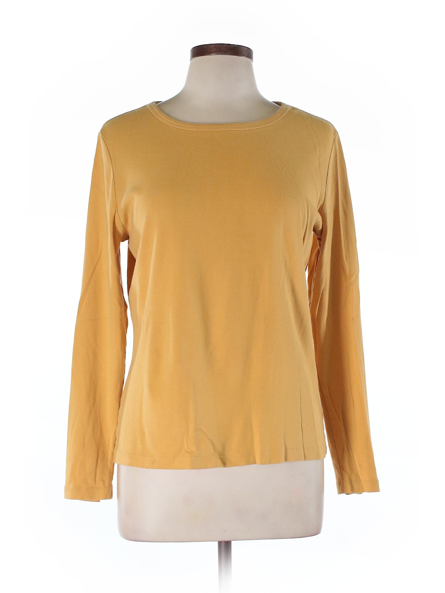 St John 39 S Bay Long Sleeve T Shirt 80 Off Only On Thredup