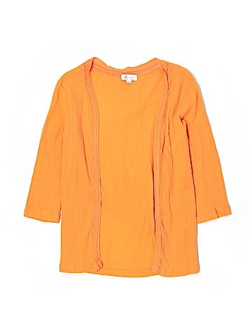 Denim + Company Cardigan Size L