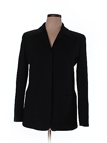 Linda Allard Ellen Tracy Wool Blazer Size 12