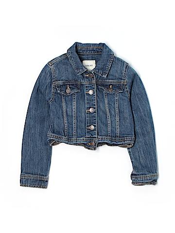 Cherokee Denim Jacket Size 6-6X