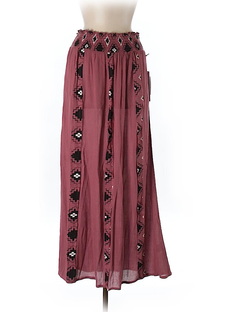 O'Neill Women Casual Skirt Size M