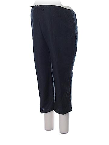 Motherhood Linen Pants Size L (Maternity)