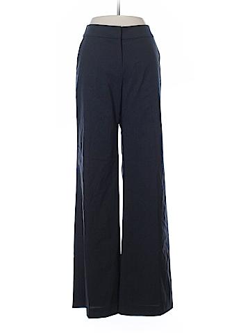 Josie Natori Wool Pants Size 8
