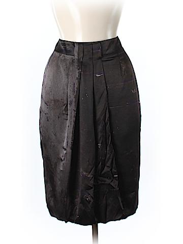 Max Mara Silk Skirt Size 6