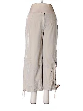 Mint Silk Pants Size 8
