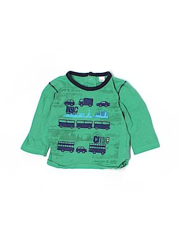 Petit Lem Long Sleeve T-Shirt Size 6 mo