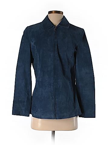 Bernardo Leather Jacket Size XS