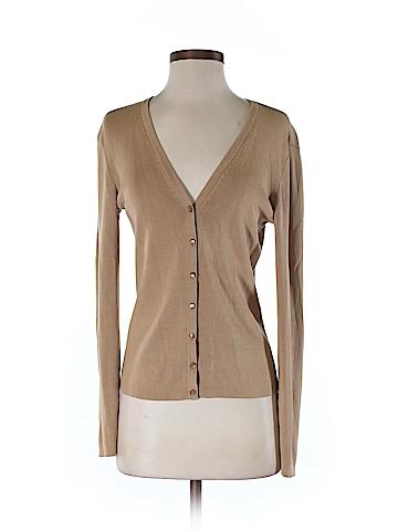 Ann Taylor Factory Silk Cardigan Size S