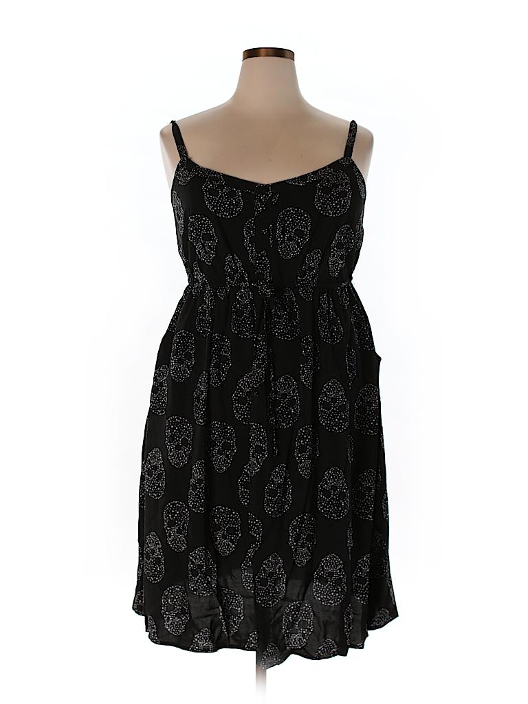 Torrid Women Casual Dress Size 3X (Plus)