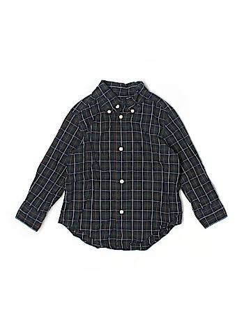 Ralph Lauren Long Sleeve Button-Down Shirt Size 2-2T