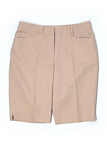 Ellen Tracy Khaki Shorts Size 6