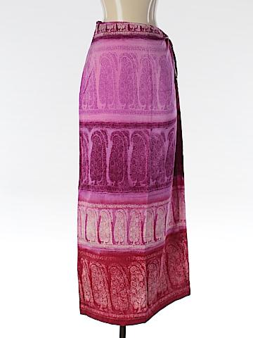 Express Silk Skirt Size 7/8