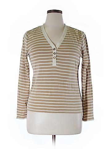 Lauren by Ralph Lauren Long Sleeve Henley Size XL