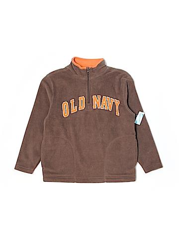 Old Navy Fleece Jacket Size 6-7