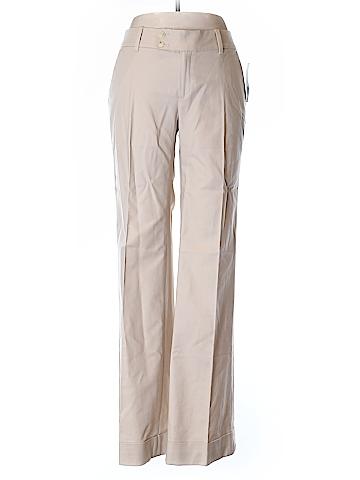 Elie Tahari Khakis Size 4