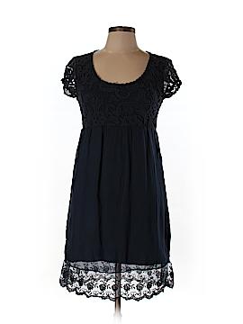Piazza Roma Silk Dress Size M