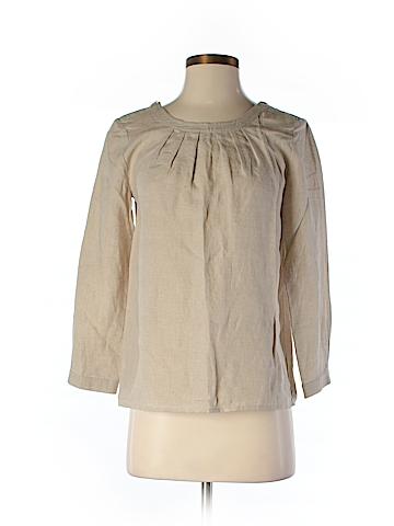 J. Crew 3/4 Sleeve Blouse Size 00