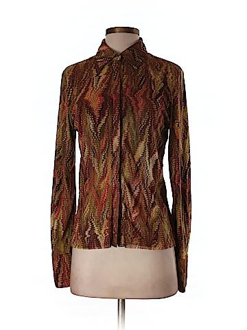 Vivienne Tam Long Sleeve Top Size 3