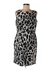 Ann Taylor Women Casual Dress Size 10 (Petite)