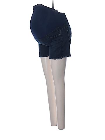 James Jeans Denim Shorts Size 28 (Plus)