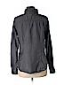 Cino Women Long Sleeve Button-Down Shirt Size M