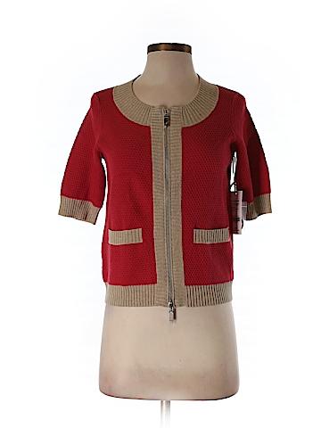 Worth New York Women Cardigan Size P